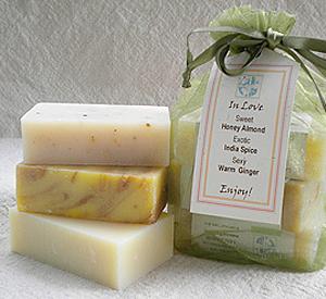 In Love Soap Gift Set