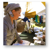 Asaera Cote, Founder Earth Gift Herbals