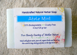 EarthGift Herbals Atole Mint