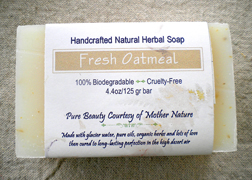 EarthGift Herbals Fresh Oatmeal