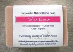 EarthGift Herbals Wild Rose